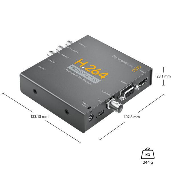 Blackmagic Pro Recorder H.264