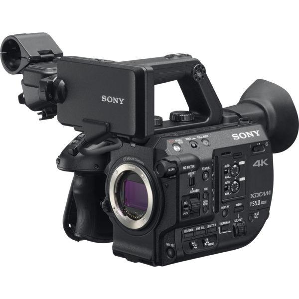 Subido a Sony PXW FS5M2