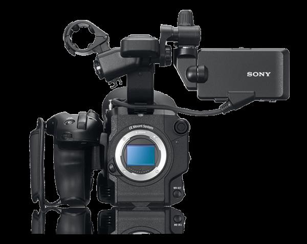 Sony PXW FS5M2