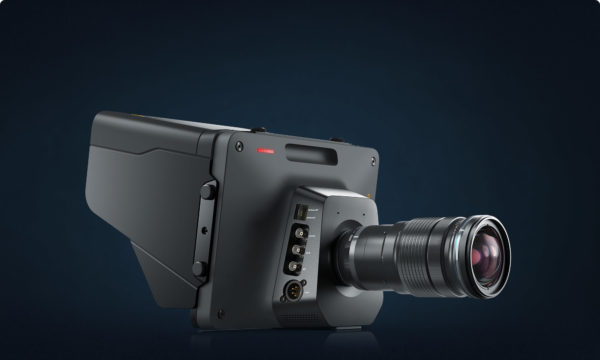 Blackmagic Studio Camera / 4k