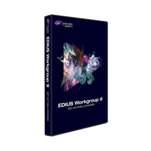 GrassValley EDIUS Workgroup 9 actualizacion PROMO desde EDIUS 2 a 7 y EDIUS Pro 8