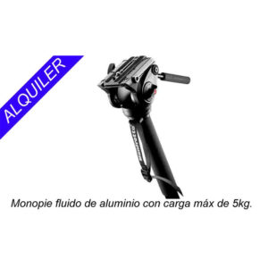 alquiler manfrotto mvm