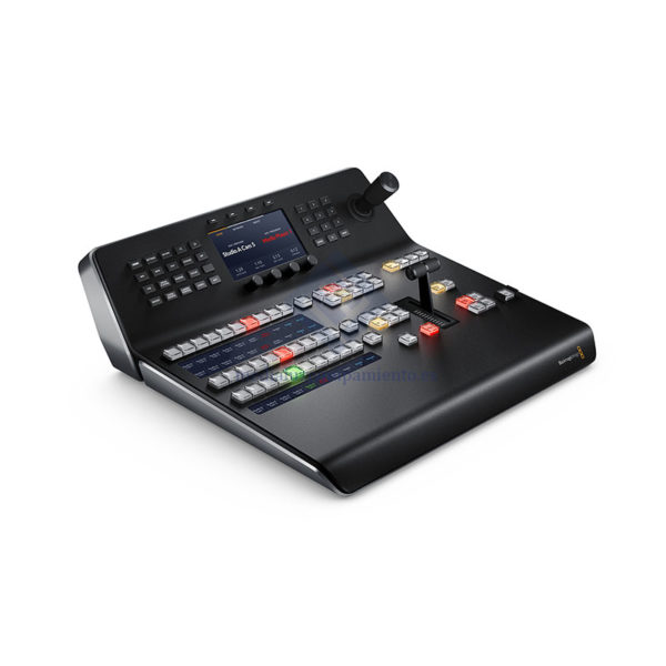 Blackmagic ATEM 1 M/E Avanced Panel de control broadcast