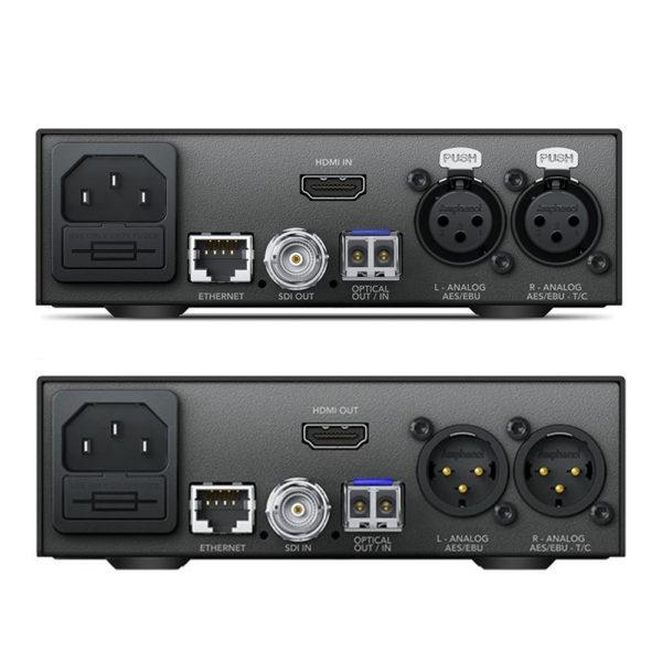 Teranex Mini Converters Fibra Óptica 12G