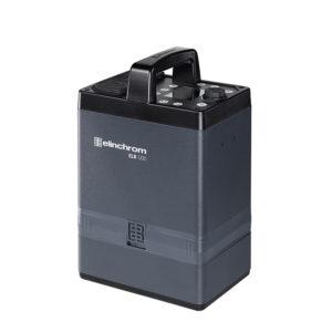 Generador Elinchrom ELB 1200 completo con batería
