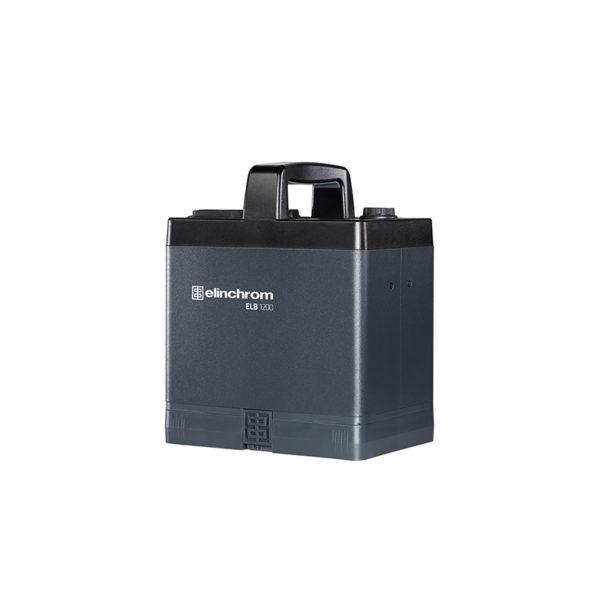 Generador Elinchrom ELB 1200 sin batería