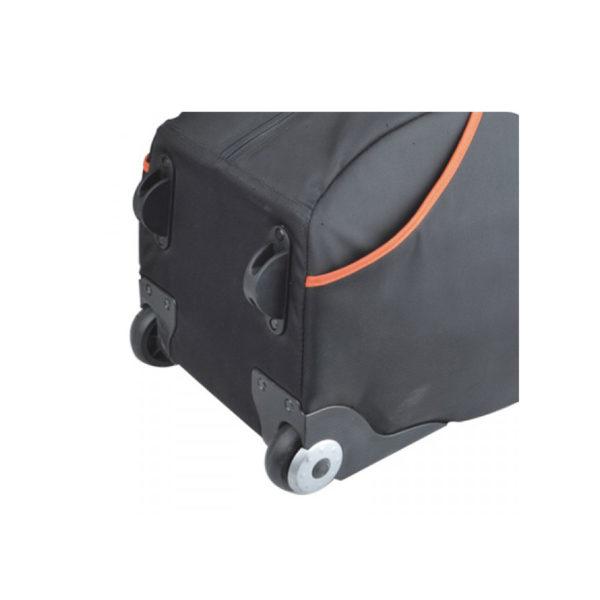 E-image maleta de cámaras ENG con ruedas Oscar ENG