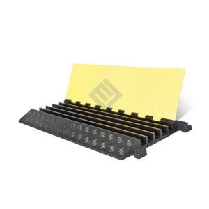 Pasacables de 2 vías 1000 x 250 x 45 mm Poliuretano antideslizante