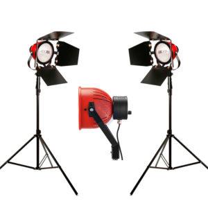 Alquiler Kit 2 Focos 1000W IANIRO