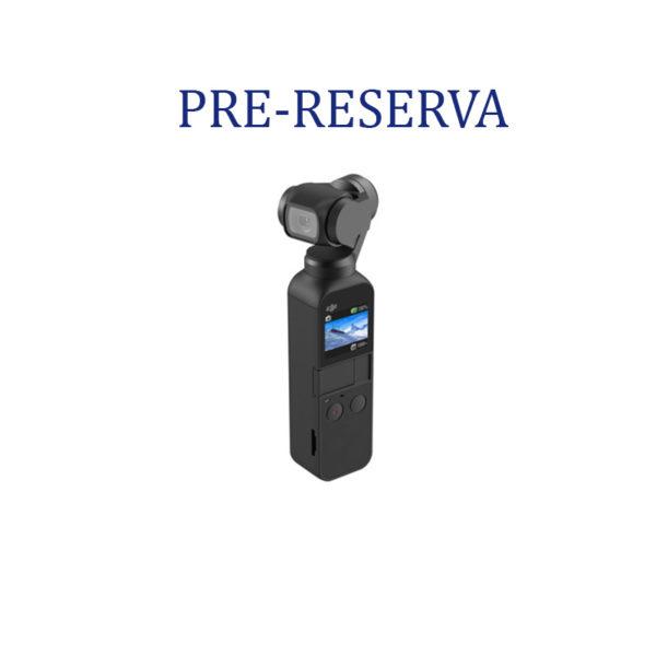 DJI Osmo Pocket Pre-reserva