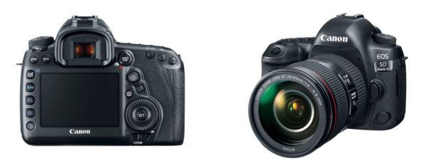 Canon EOS 5D MARK IV.