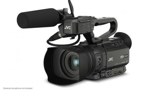 JVC GY-HM200E.