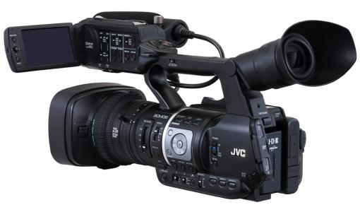 JVC GY-HM620E.