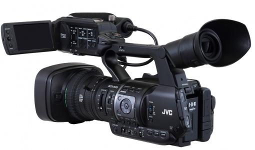 JVC GY-HM660E.