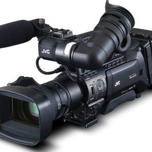 JVC GY-HM850E.