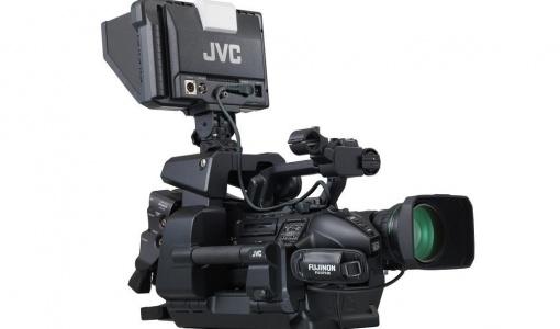 JVC GY-HM890E.