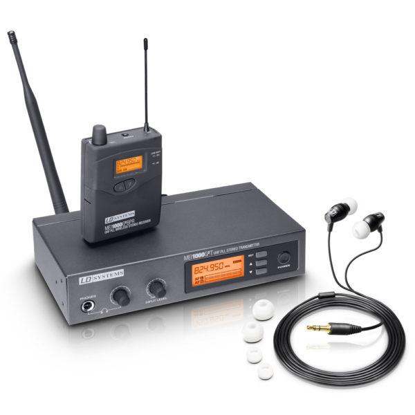 LD SYSTEMS MEI 1000 G2 B5.