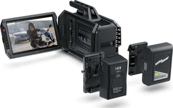 Blackmagic URSA 4K EF